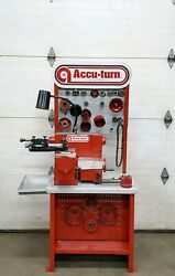 Accu Turn 8922 Brake Lathe for Rotors & Drums Disc AccuTurn 4