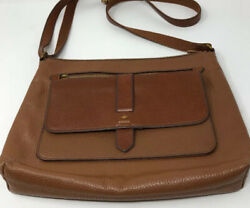 FOSSIL Handbag Lg Cross Over Bag Preowned In Mint Condition $33.00