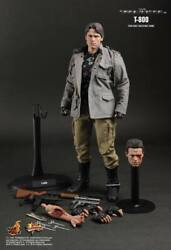 Hottoys 12in 1/6th Scale T800 Collectible Figure From The Terminator Movie Doll