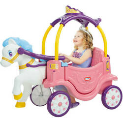 Ride On Toys For 1 Year Old 2 3 12m Girls Riding Xmas Princess Gift Pull Car Toy