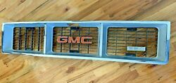 1973 1974 Gmc Truck Grille With Gmc And 350 Emblems