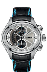 New Hamilton Jazzmaster Face 2 Face Ii Auto Lmited Edition Menand039s Watch H32866781
