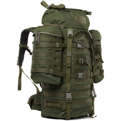 Wisport Wildcat 65l Rucksack Hydration Molle Hunting Patrol Backpack Olive Green