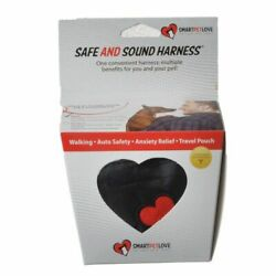 LM SmartPetLove Safe & Sound Harness Small - Dogs 5-10 lbs - (Chest: 10
