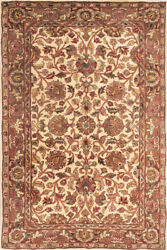 Traditional Classic Rug 5'X8' Handmade Hand Tufted Carpet Large Area Rugs New