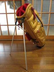 Tax Included Daiwa Onoff Labo Design Lab Denim Series Stand Caddy Bag Ob3116