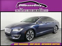 2017 Lincoln MKZZephyr Select V6 EcoBoost FWD Off Lease Only 2017 Lincoln MKZ Select V6 EcoBoost FWD Twin Turbo Premium Unlead