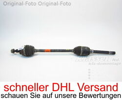 Drive Shaft Front Right Mercedes M-class W164 Ml 63 Amg