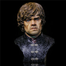 Jieandhua Studios Tyrion Lannister Bust Statue Painted 1/1.5 In Stock Resin New