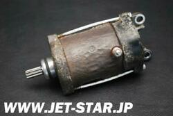 Yamaha Gp1300r And03904 Oem Starting Motor Assy With Defect Used [y192-049]