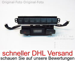 switch panel switch Ships Map display Info Climate LEXUS RX 05.03-