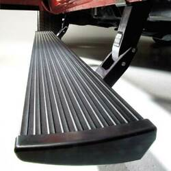 Amp Powerstep Electric Nerf Bars Plug N Play Running Boards For 15-20 Ford F150