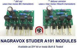 Studer A80 Linear Hybrid Amplifier Module A101 For A80 B62 And Others