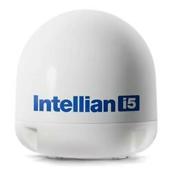 Intellian I5/i5p Empty Dome And Baseplate Assembly S2-5111