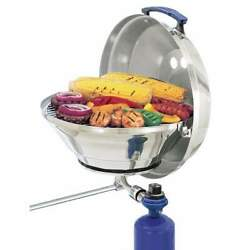 Magma Marine Kettle Gas Grill Original 15 With Hinged Lid A10-205