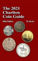 2021 Charlton Coin Guide 60h Ed. Collectors Reference On Value / Price / Tokens