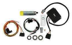 Holley 12-768 Vr1 Series Brushless Fuel Pump W/controller And Bulkhead Harness