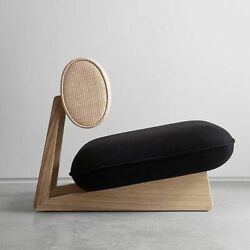 Rare Wabi Lounge Chair Inspired By Ancient Japanese Principles For Any Room