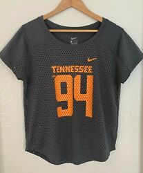 Nike Team Authentic Tennessee Vols 94 Football Jersey Women's Sz Small New