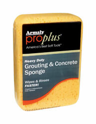 Armaly 603 Concrete And Grout Sponge 7-1/2 L X 5-1/4 W In. Pack Of 12