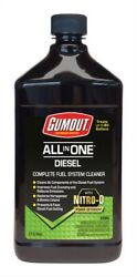 Gumout 510012 All-in-one Diesel Fuel System Cleaner 32 Oz. Pack Of 6