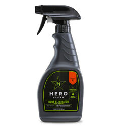 Hero Clean 703500402 Specifically Male Odor Liquid Eliminator 17 Oz. Pack Of 6