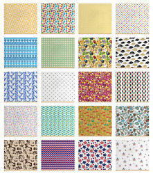 Ambesonne Fabric By The Yard Upholstery Home Accents Decor