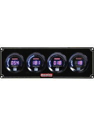 Quickcar Racing Products Gauge Panel Assembly Digital Oil Pressure / Andhellip 67-3046