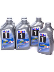 Mobil 1 Motor Oil - High Mileage - 10w40 - Synthetic - 1 Qt - Set Of 6 103536