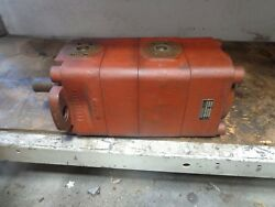 Bucher 6N1-215/6N1-180R 50/50 bar 215/180 l/min hydraulic pump