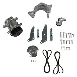 Holley 20-160p Low Mount Ls A/c Accessory Drive Kit