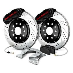 For Chevy C1500 Suburban 92-98 Baer Ss4 Plus Drilled And Slotted Rear Brake System