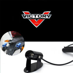 Victory Logo Motorcycle Projector Laser Ghost Shadow Light For Usa Victory Motor