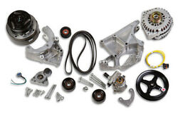 Holley Ls/lt Complete Accessory Drive Kit 20-136