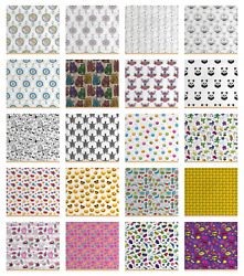 Printed Fabric By The Yard Decor Upholstery Home Accents