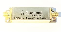 Picosecond Pulse Labs 5915-7.5ghz Low-pass Risetime Filter, Sma