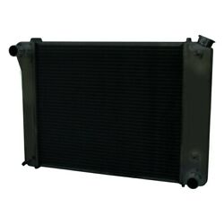 For Chevy Nova 69-74 Afco Muscle Car Performance Radiator W Dual Fan