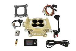 Fitech 30005 Fuel Injection System Easy Street 600 Hp Self-tuning Kit