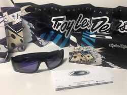 🔥Oakley Troy Lee Love amp; Hate Limited Edition Fuel Cell RARE Free Shipping $398.88