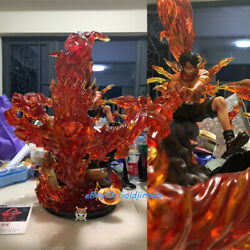 One Piece Portgas D Ace Resin Model Fire Fist Statue In Stock Dms Collection Gk