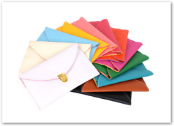 Promotion Envelope Lady Clutches BagsLeather Shoulder Bags WomanBags for Woman $8.99