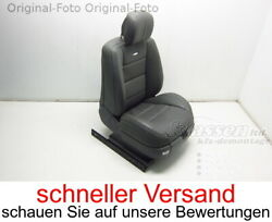 Seat Front Right Mercedes S-class W221 S 63 Amg 10.05-