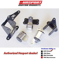 Hasport Stock Replacement Engine Mount Kit 2012-2015 For Civic Si Fg4stk-62a