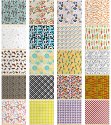 Ambesonne Fabric By The Yard Decorative Upholstery And Fabric For Home Accents