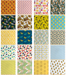 Ambesonne Fabric By The Yard Waterproof Upholstery And Fabric For Home Accents