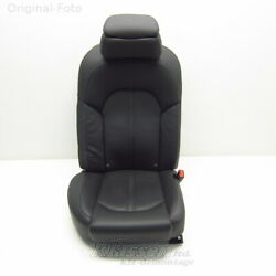 Seat Rear Right Audi A8 4h 11.09- Electric Seat Heater