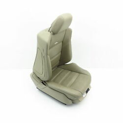 Seat Front Right Mercedes C218 Cls 63 Amg Leader Exclusive Beige 505a