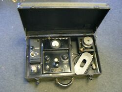 Cox And Stevens Revere Aircraft Load Cell Calibrator 100,000 Lbs Jet-weigh