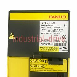 One Used Fanuc Model A06b-6150-h011 Tested In Good Condition