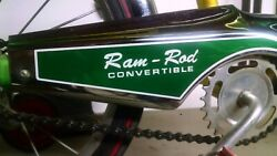 Vintage Murray Muscle Bicycle, Ram-rod. Never Been Used, Assembled From Box